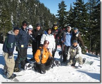 Cypress Mountain | Group
